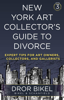 NY Art Collector's Guide to Divorce